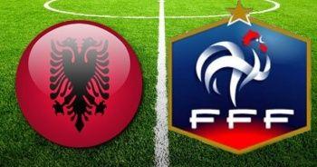 ARNAVUTLUK - FRANSA MAÇI ŞİFRESİZ CANLI İZLE! Arnavutluk - Fransa maçı hangi kanalda şifresiz canlı yayınlanacak?