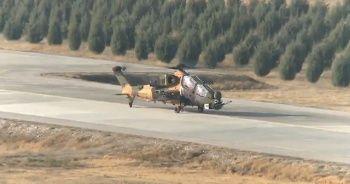 Atak Faz-2 helikopteri ilk uçuşunu yaptı