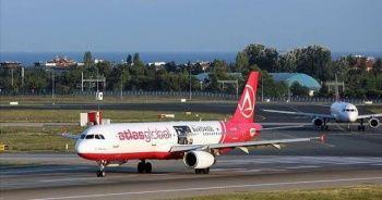 Atlas Global Havayolları tarifeli uçuşların durdurduğunu açıkladı!