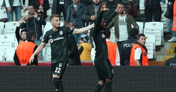 Beşiktaş 1 yıldır kaybetmiyor!