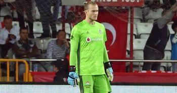 Beşiktaş'ın 3 maçlık serisi bitti