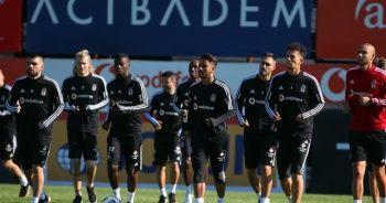 Beşiktaş'ta Braga maçı hazırlıkları başladı
