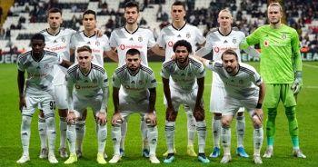 Beşiktaşlı iki futbolcu haftanın en iyi 11'ine seçildi