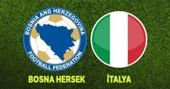 Bosna Hersek İtalya maçı canlı izle! Bosna Hersek maçı hangi kanalda? Şifresiz veren yabancı kanallar var mı?