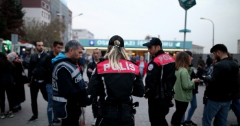 Bursa'da 250 polisle 'huzur' uygulaması
