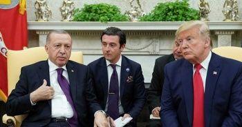 Cumhurbaşkanı Erdoğan'dan ABD'de PYD/YPG çıkışı