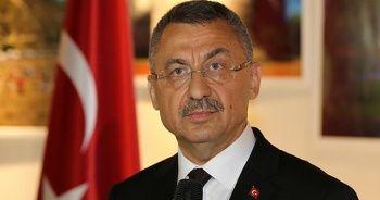 Cumhurbaşkanı Yardımcısı Oktay'dan 'Kıbrıs' açıklaması!