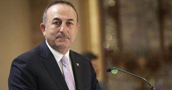 Dışişleri Bakanı Çavuşoğlu Washington'da ikili temaslarda bulundu
