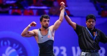 Ekrem Öztürk, bronz madalya kazandı