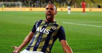Fenerbahçeli Muric'e milli davet