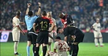 Galatasaray'da Andone şoku