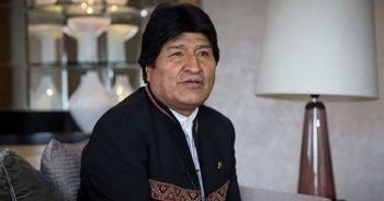 Geçici başkan imzaladı! Morales'e kötü haber