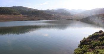 Güneşli havalar, barajlardaki su seviyesini düşürdü