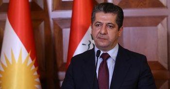 IKBY Başbakanı Barzani: PKK'nın Sincar ve Irak'ın diğer bölgelerinde bulunmasına karşıyız