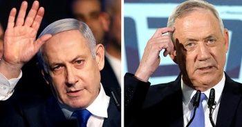 İsrail'de kriz sürüyor!