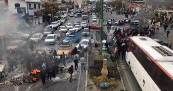 İsrail'den İran'daki gösterilere destek