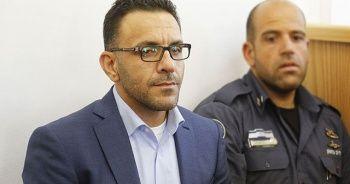 İsrail polisi Kudüs Valisi'ni gözaltına aldı