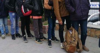 İstanbul'da düzensiz göçmenler bulundukları illere gönderildi!