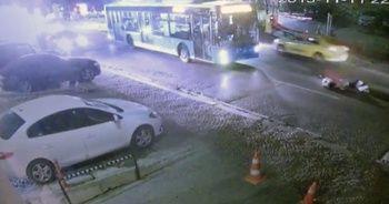 İstanbul'da halk otobüsü dehşeti