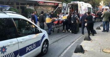İstanbul'da maskeli bir şahıs kahvehaneye silahlı saldırı düzenledi