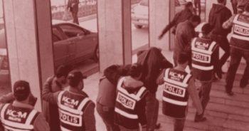 İstanbul merkezli 5 ilde organize suç örgütü operasyonu