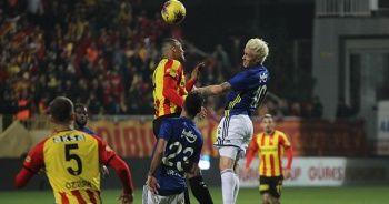 İzmir'de kazanan çıkmadı: Göztepe 2-2 Fenerbahçe