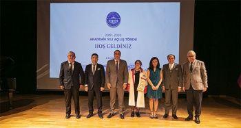 Kadir Has Üniversitesi akademik yılını bilim insanı Canan Dağdeviren ile açtı