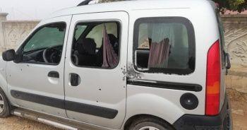 Karaman'da ilçe belediye başkanının aracı kurşunlandı