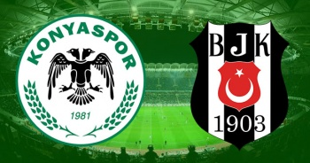 Konyaspor Beşiktaş maçı canlı izle | Konyaspor BJK şifresiz izle | Bein Sports 1 canlı izle