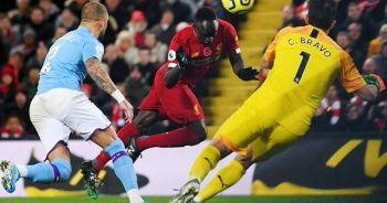 Liverpool, Manchester City'yi 3 golle geçti
