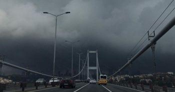 Marmara'da az bulutlu hava