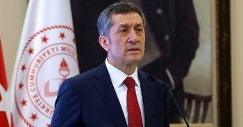 Milli Eğitim Bakanı Selçuk'tan 'Sıfır şiddet' paylaşımı
