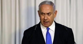 Netanyahu: Başbakan'a yönelik bir darbe girişimine şahit oluyoruz
