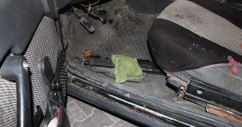 Polisten kaçıp tüfekle ateş açtılar! Yakalanınca gazetecileri tehdit ettiler