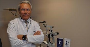 Prof. Dr. Alimgil: 'Katarakt ameliyatı sonrası akıllı lens ile hem uzağı hem de yakını görmek mümkün'