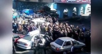 Protestolara sahne olan İran'da 4 futbol müsabakası ertelendi