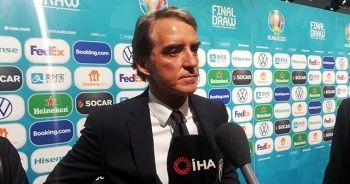 Roberto Mancini: Türkiye'nin çok kaliteli bir kadrosu var