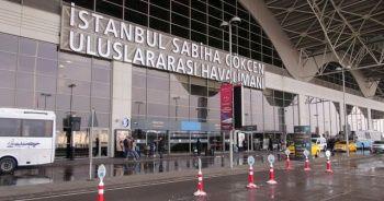 Sabiha Gökçen Havalimanı'nda 'dur' ihtarına uymayan sürücü yakalandı