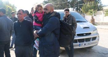 Terör zulmünden Türkiye'ye sığınan Suriyeliler kesin dönüş yapıyor