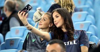 Trabzonspor, tribündeki kadın taraftar oranında zirvede