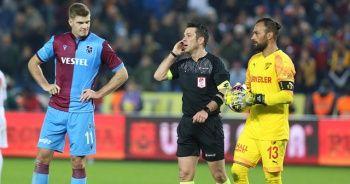 Trabzonspor'un hedefinde hakemler ve MHK var