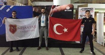 Türk öğrencilerden robotik yarışmasında uluslararası başarı