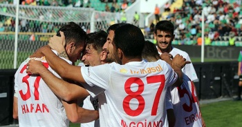 Üç puan Sivasspor'un
