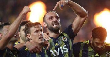 Vedat Muric ve Max Kruse Göztepe maçı kafilesinde