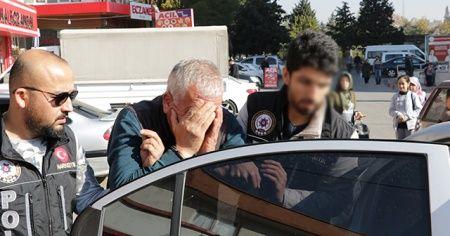 'Pepe Ali' lakaplı uyuşturucu satıcısı suçüstü yakalandı