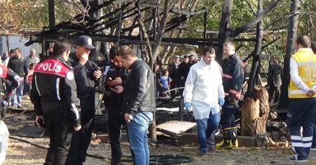 5 yaşındaki Ömer yanarak hayatını kaybetti
