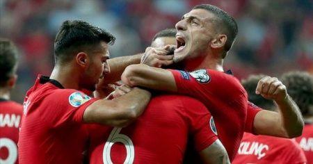 A Milli Futbol Takımı tarihinin en iyi grup performansıyla EURO 2020'de