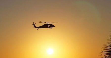 Afganistan'da ABD'ye ait askeri helikopter düştü: 2 ölü