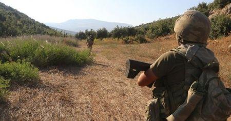 Afrin'de şehitlerimizin cenazelerini kaçıran terörist Suriye'de yakalandı