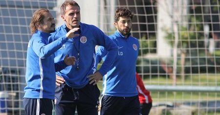Antalyaspor'da çifte mesai